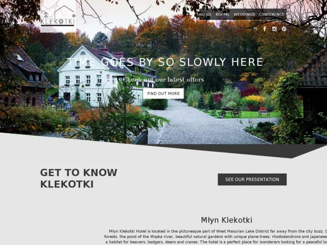 Klekotki Conference & Spa